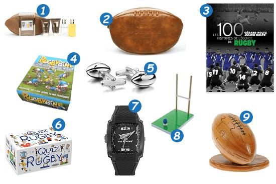 une id e cadeau pour un fan de rugby. Black Bedroom Furniture Sets. Home Design Ideas